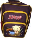 Apnav Waterproof Backpack (Purple, 14 in...