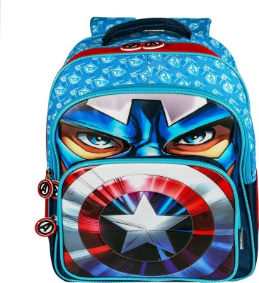 Disney Captain America School Bag