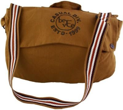 Beevee Shoulder Bag(Khaki, 6 L)
