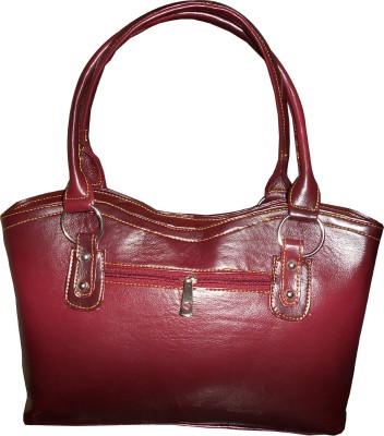 STYLON Leather bag Waterproof School Bag