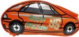 DJA Kids Car shaped Backpack (Orange, 16...