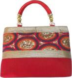 Bhamini Messenger Bag (Red)