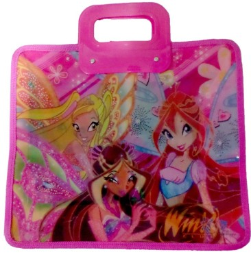 Blossoms Waterproof School Bag