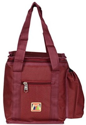 MAHAVIR BAGS mb Lunch Bag(MARRON, 1 L)