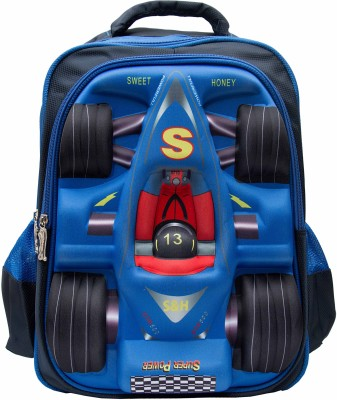 Pokizo School Bag5 Waterproof School Bag