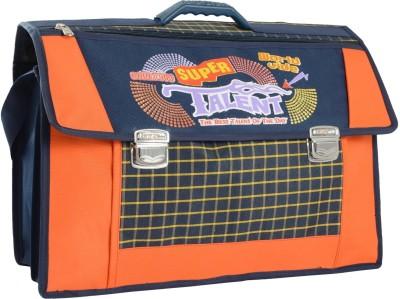 Compass Talent Series Spacious Printed (20 inch) Waterproof School Bag