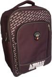 Apnav Waterproof Backpack (Purple, 16 in...