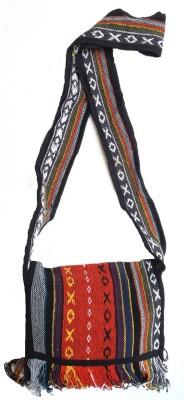 HR Handicrafts Sling Bag(Multicolor, 7 L)