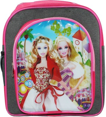 Frabjous Barbie School Bag