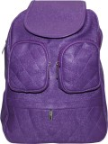 Bainsons School Bag (Purple, 15 inch)
