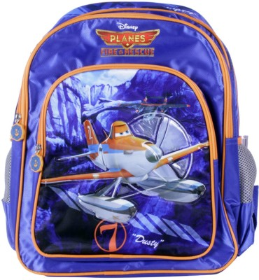 Planes World Tour Fire Rescue Waterproof Backpack