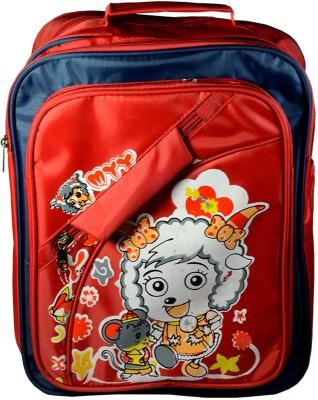 Magiq Mesh Waterproof School Bag