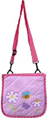 Little Pipal Ibby Daisies Sling Bag