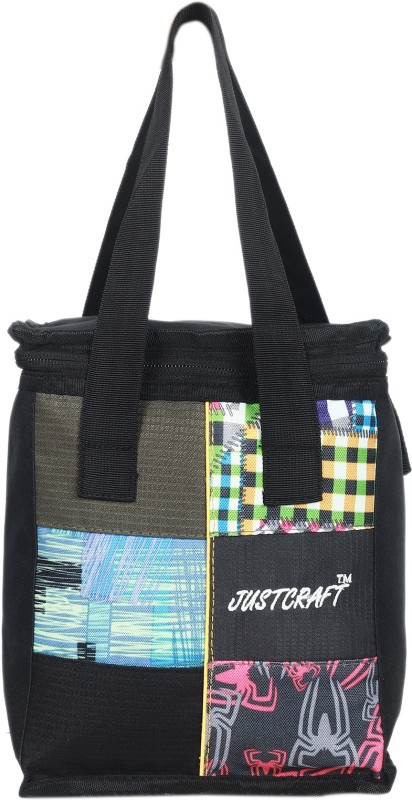 Justcraft Waterproof Lunch Bag(Multicolor, 10 L)