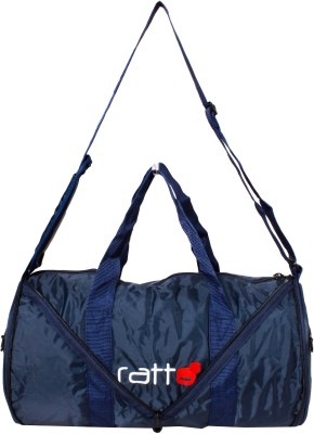 Ratto RATTO Blue Duffle Bag Multipurpose Bag