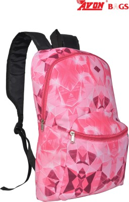 Avon Pak It Diamond Pink 15 Litres Casual 15 L Backpack