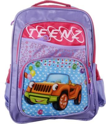 Moladz Jeep Waterproof School Bag