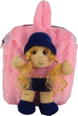 Sisamor Pink Doll Kids School Bag