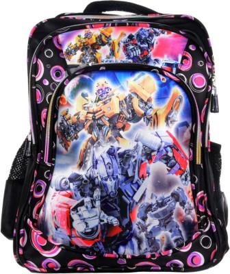 Moladz Robo Waterproof School Bag