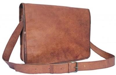 Hide 1858 School Bag