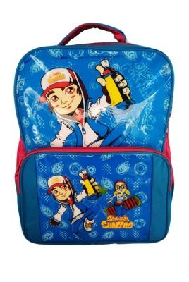 Digital Bazar Cartoon SUBWAY SURFER backpack Waterproof School Bag