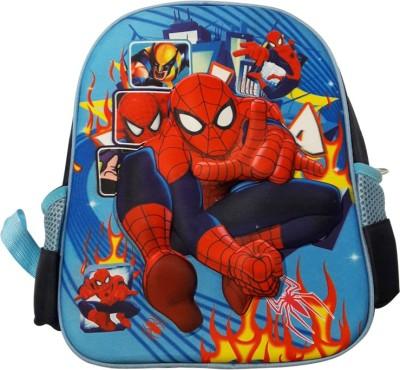 Lexuva Spider Man 3D School Bag