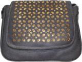 Bainsons School Bag (Grey, Golden, 8 inc...