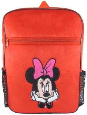 Tickles Pile Cloth School Bag