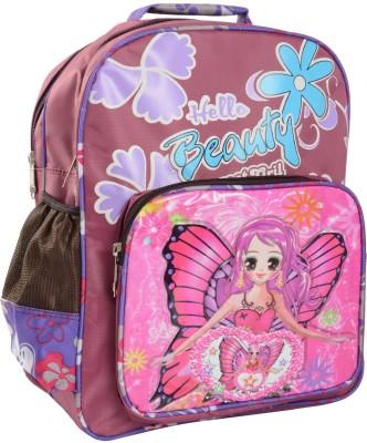 Compass Attractive Fairy Design (15 inch) Waterproof School Bag