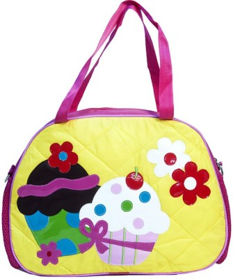 Lill Pumpkins Waterproof Multipurpose Bag(Yellow, 15 inch)