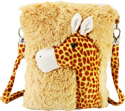 Tickles Giraffe Sling Bag For Kids School Bag