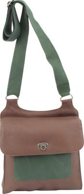 LeatherByte Sling Bag