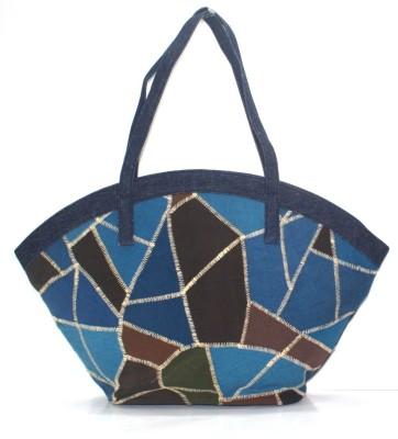 Lolaski Basket Type Shoulder Bag