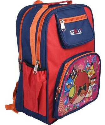 Sky Waterproof School Bag