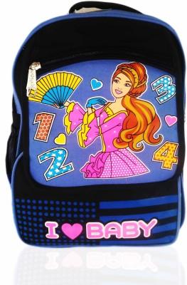 Digital Bazar BONANZAA Pink MALAYALAM MIRACLE GIRL (MUMMY IS CUTE) Edition Kids Backpack Waterproof School Bag