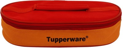 Tupperware Lunch Bag(Orang, Red, 3 inch)