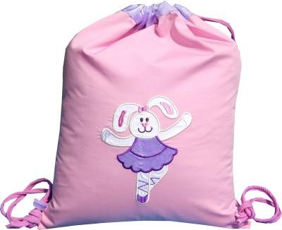 Little Pipal Ballerina Junior Drawstring Backpack