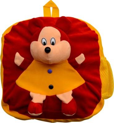 Funtastic Red Teddy Design Kids School Bag School Bag