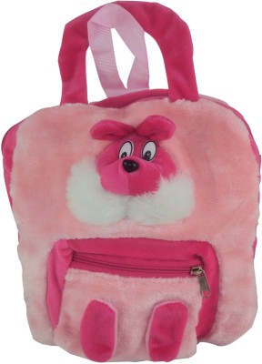 Sisamor Pink Rabbit Kids School Bag