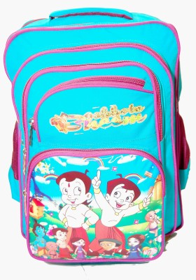 Oril Waterproof School Bag