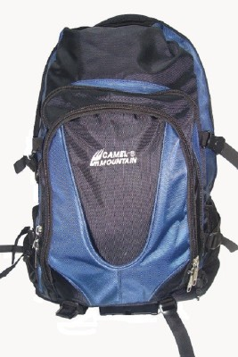 Camel Mountain Waterproof School Bag