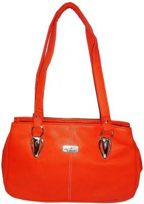 Atorakushon Shoulder Bag(Orange, 5 inch)