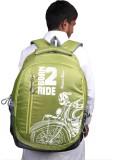 U United Royal Rider 14 L Backpack (Gree...