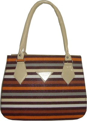 Indian Stallion Stripes Shoulder Bag