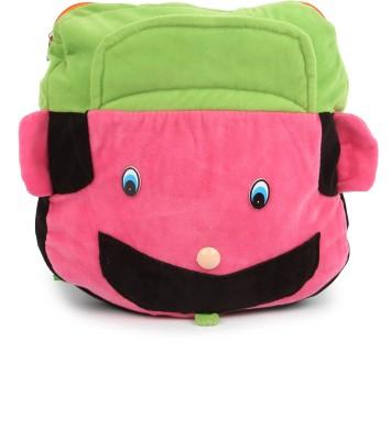 Instabuyz Velvet Boy School Bag