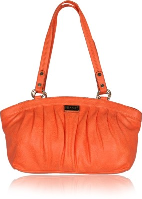 Baggo School Bag(Orange, 12 inch)
