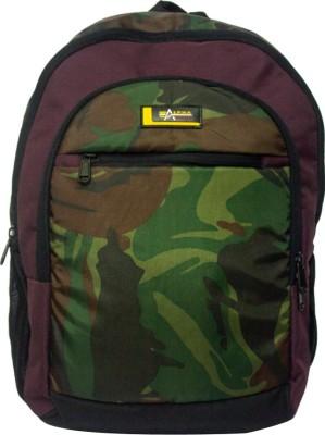 Alpha Nemesis Waterproof School Bag
