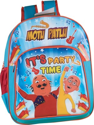 Motu Patlu Waterproof School Bag