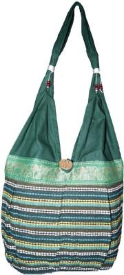 HR Handicrafts School Bag(Multicolor, 7 L)