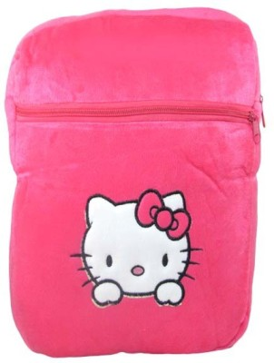 Tickles By Inmark Pile Cloth School Bag